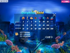 Dolphins Gold slotmachines77.net MrSlotty 5/5