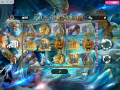 Zeus the Thunderer slotmachines77.net MrSlotty 1/5
