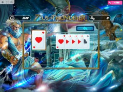 Zeus the Thunderer slotmachines77.net MrSlotty 3/5