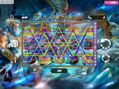 Zeus the Thunderer slotmachines77.net MrSlotty 4/5