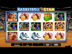Basketball Star slotmachines77.net Quickfire 1/5
