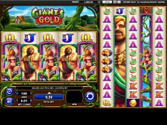 Giant's Gold slotmachines77.net William Hill Interactive 1/5