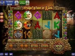 Maya Wheel Of Luck slotmachines77.net GamesOS 1/5