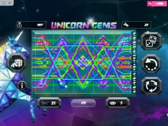 Unicorn Gems slotmachines77.net MrSlotty 4/5