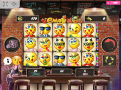 Emoji Slot slotmachines77.net MrSlotty 1/5